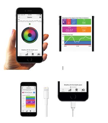 Sensor Inner Balance™ para iOS
