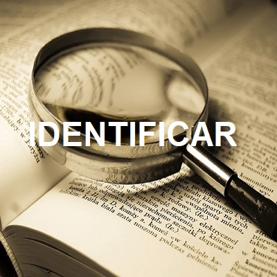 identificar